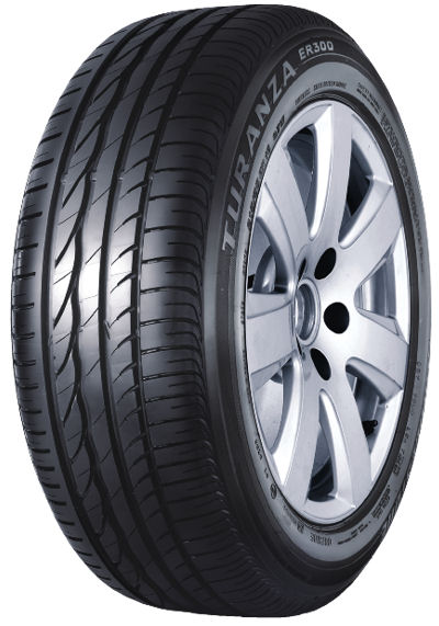 Bridgestone Turanza ER300 205/55 R16 91H Run Flat *