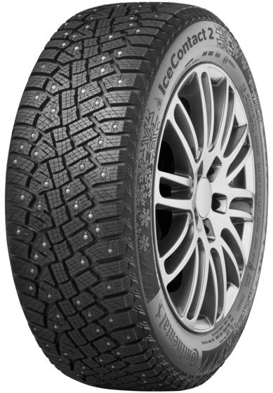 Continental IceContact 2 215/55 R16 97T XL (шип)