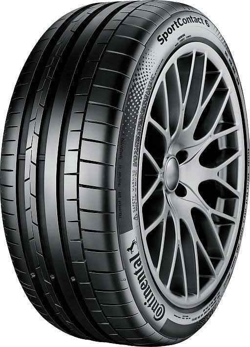 Continental SportContact 6 255/35 ZR21 98Y XL