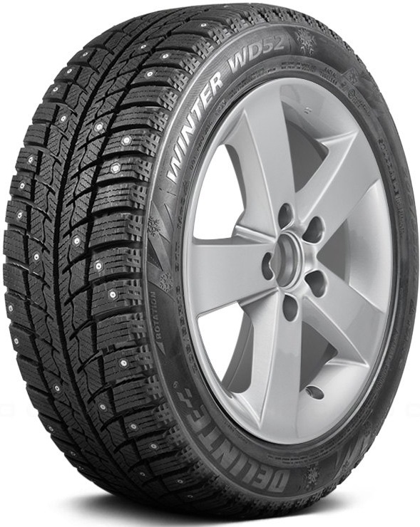 Delinte Winter WD52 185/65 R15 88T (шип)