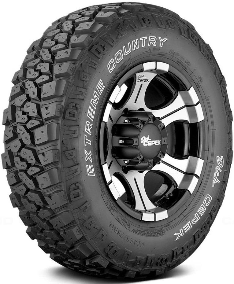 Dick Cepek Extreme Country 265/70 R17 121/118Q