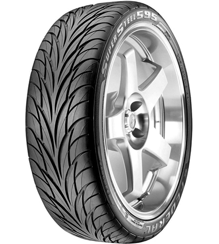Federal Super Steel 595 195/50 ZR15 82W
