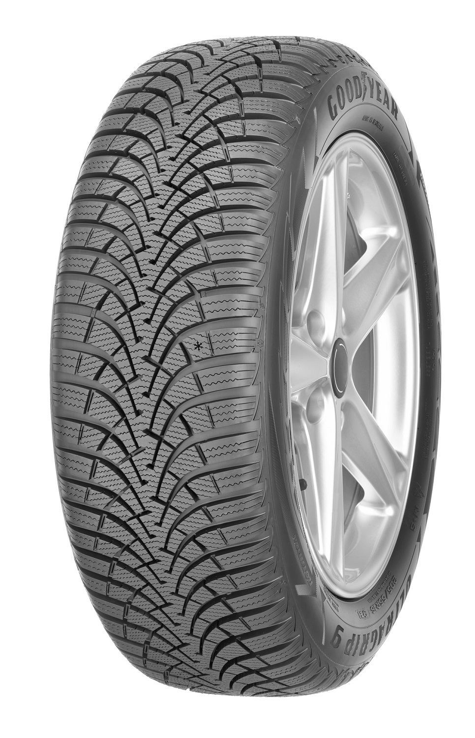 Goodyear UltraGrip 9 185/60 R14 82T