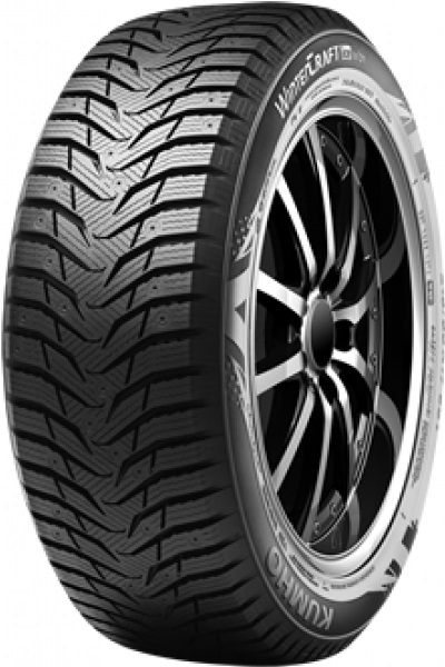 Kumho WinterCraft Ice WI-31 195/65 R15 91T (шип)