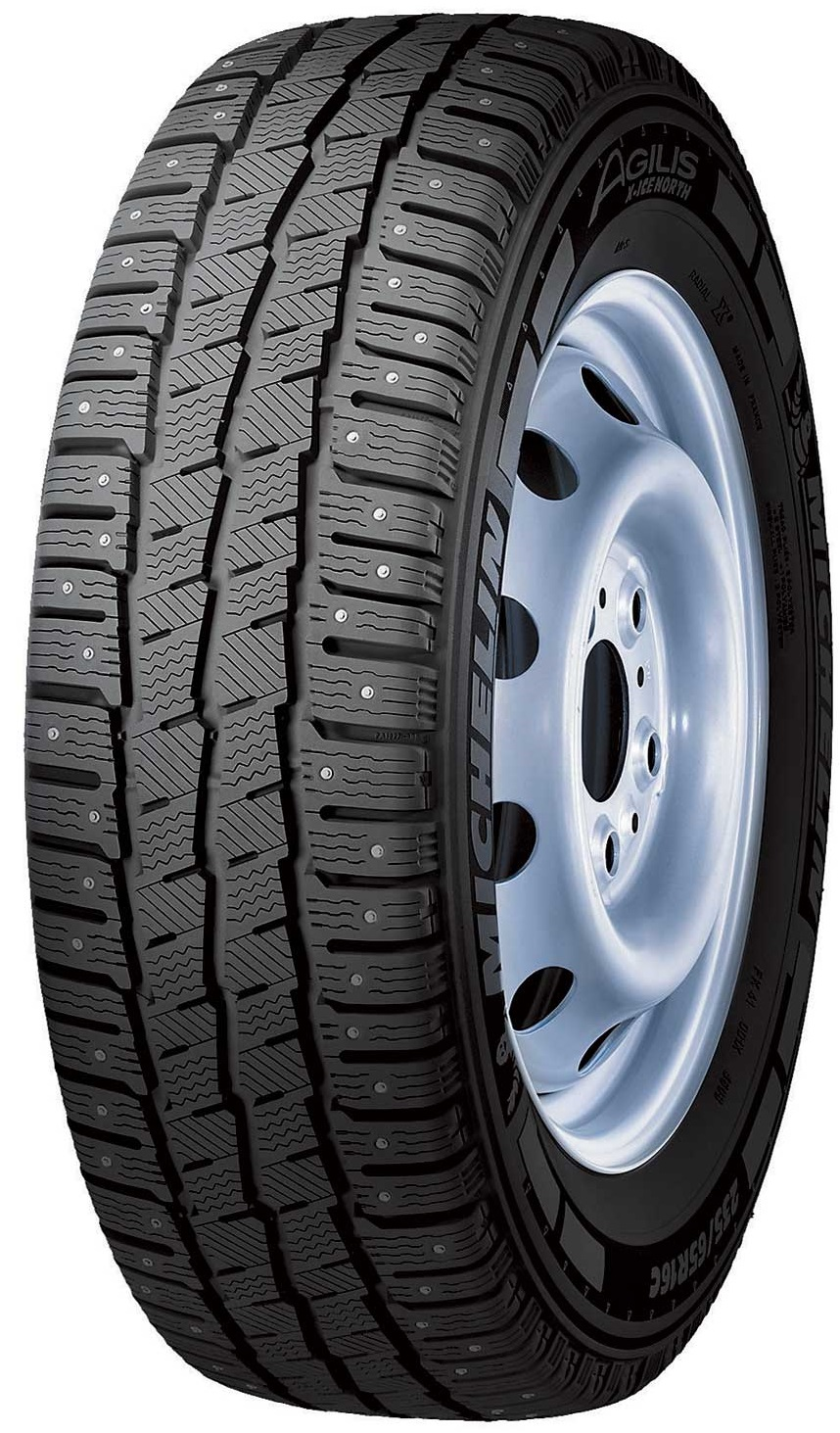 Michelin Agilis X-Ice North 165/70 R14C