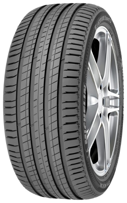 Michelin Latitude Sport 3 235/60 ZR18 107W XL