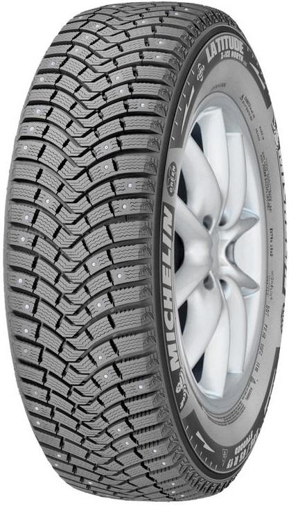 Michelin Latitude X-Ice North 2+ 295/40 R20 110T XL (шип)