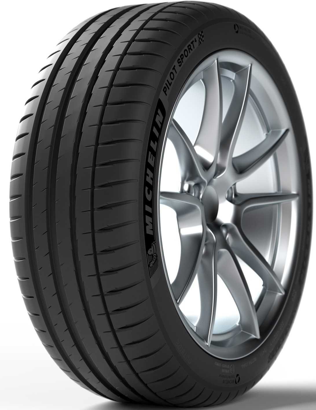 Michelin Pilot Sport 4 275/35 ZR19 100Y XL