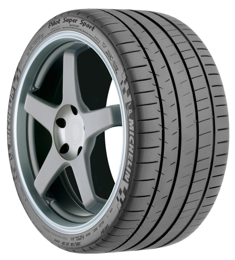 Michelin Pilot Super Sport 275/40 R18 99Y *