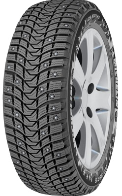 Michelin X-Ice North 3 185/65 R15 92T XL (шип)