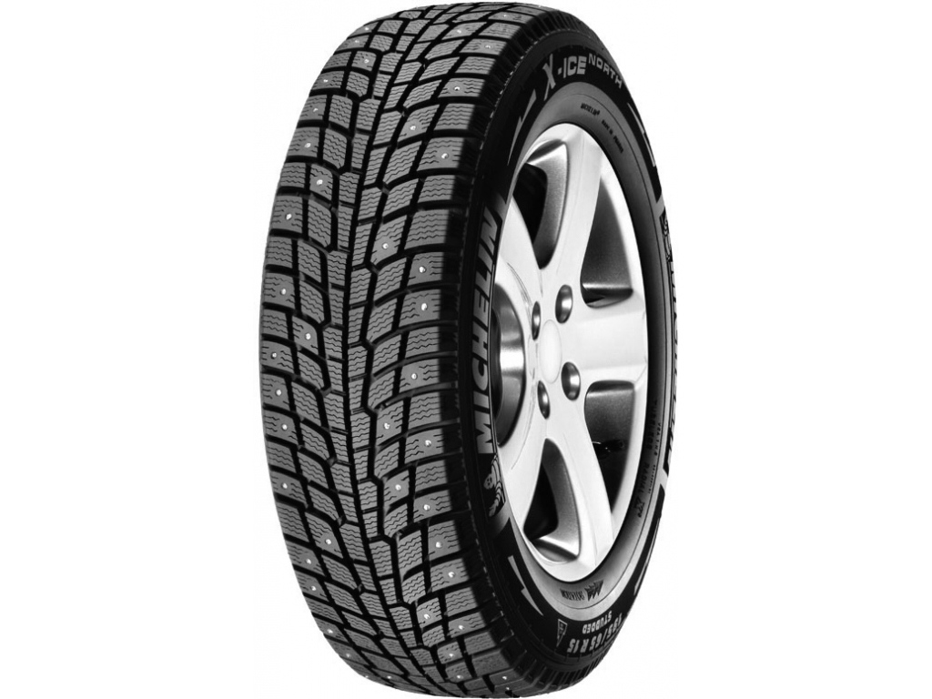 Michelin X-Ice North 205/60 R16 96T XL (шип)
