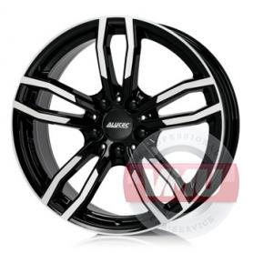 Alutec Drive 8x18 5x120 ET30 DIA72.6 Diamond black front polished